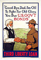 Original United States World War One Posters For Sale