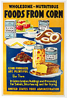 WWI Food Poster
